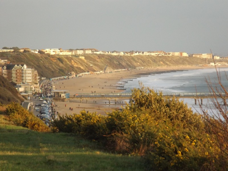 Exploring The Bournemouth Coast Path Updates From Author